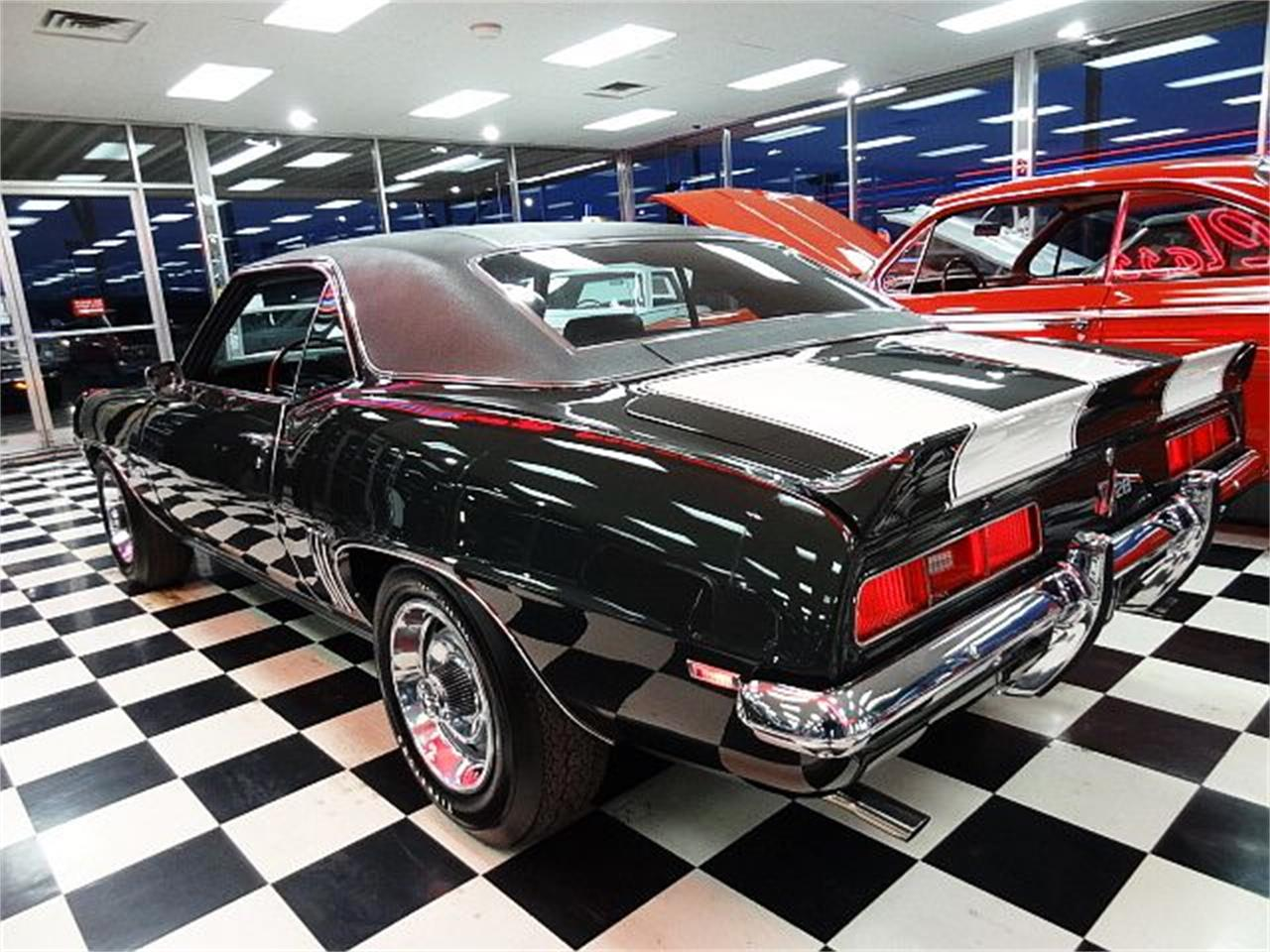 Large Picture of Classic 1969 Camaro Z28 located in Bonner Springs Kansas - $71,500.00 - PEL7