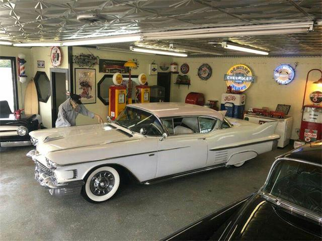 Picture of '58 Cadillac DeVille located in Taylorsville North Carolina Offered by  - PEL9
