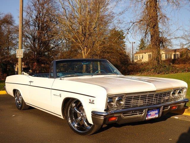 Picture of 1966 Impala located in Eugene Oregon - $34,900.00 - PELA