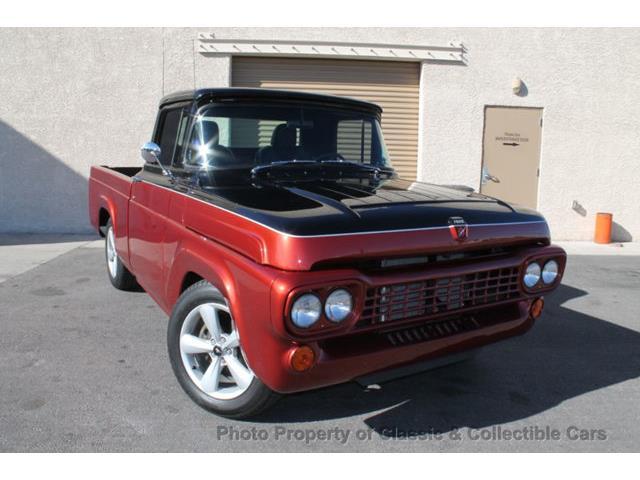 Picture of Classic '58 F100 - $29,500.00 - PELB