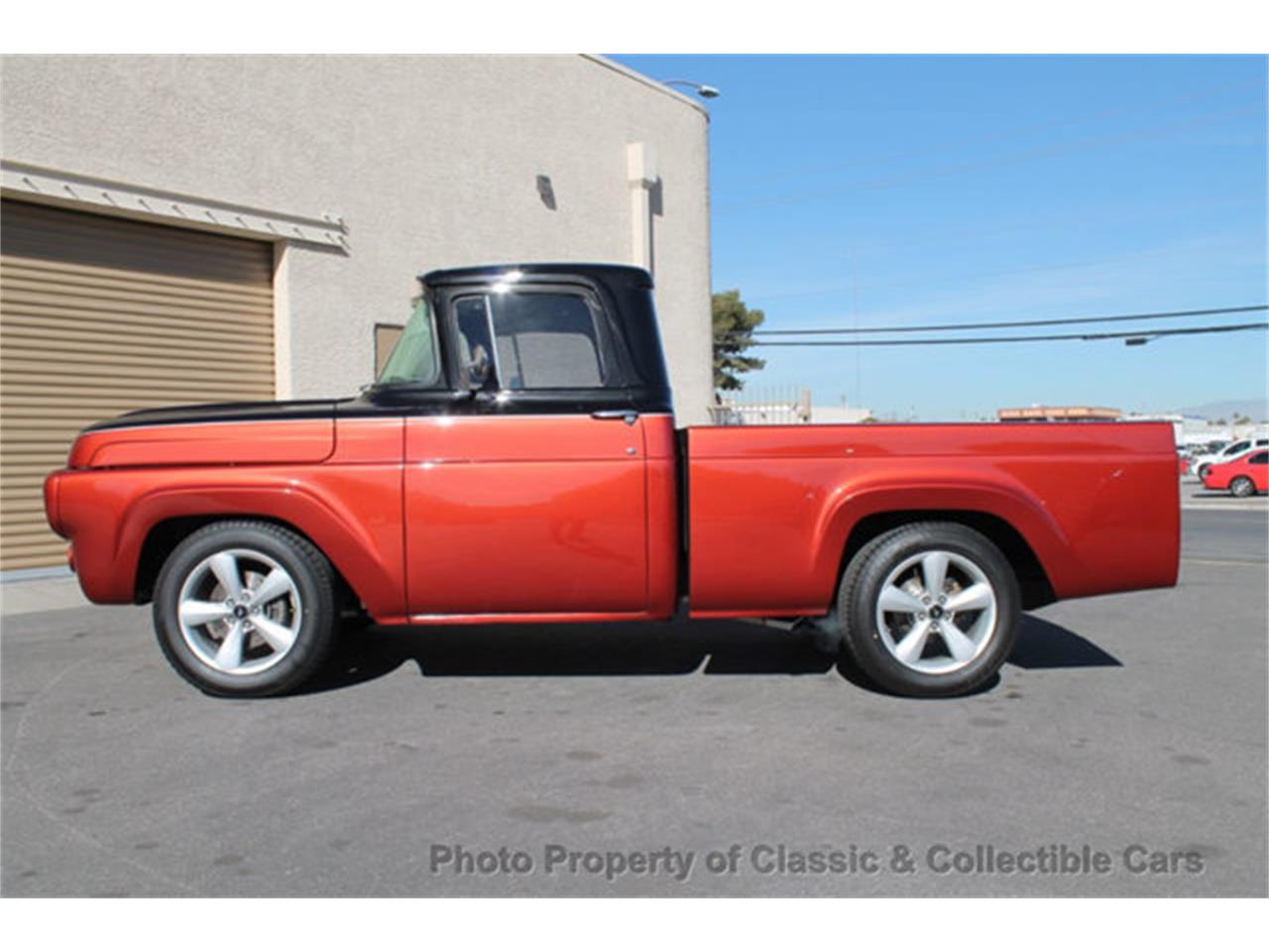 Large Picture of '58 F100 - PELB