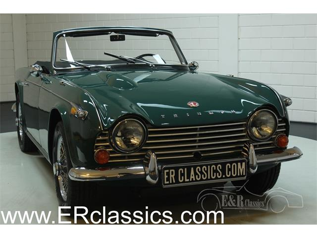 Picture of 1968 Triumph TR4 - $45,950.00 Offered by  - PELI