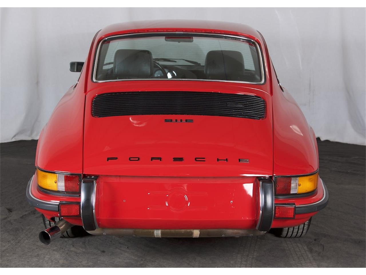 Large Picture of '73 911E - PEM4
