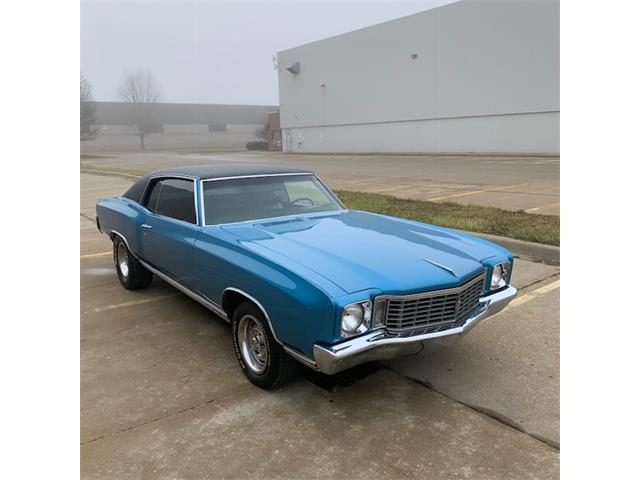 Picture of '72 Chevrolet Monte Carlo - $31,900.00 Offered by  - PEM5
