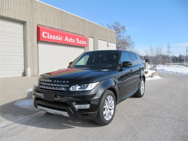 Picture of '14 Range Rover Sport - PEM9