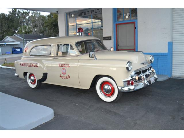 Picture of 1953 Ambulance located in Mt. Dora Florida - $48,500.00 Offered by  - PEMB