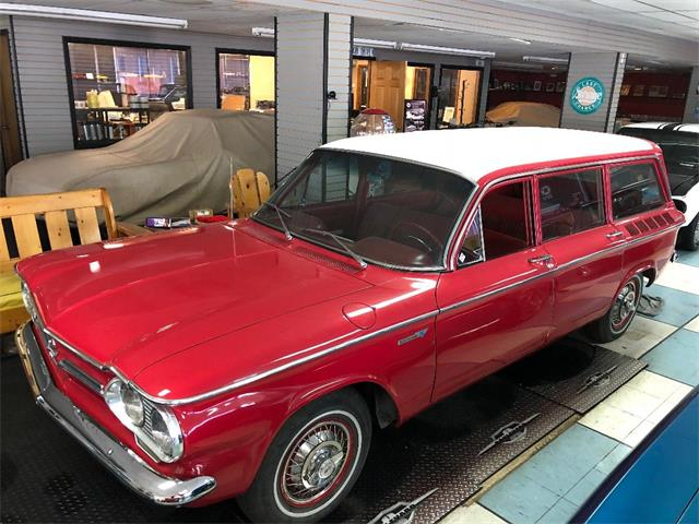 Picture of '61 Corvair - PEMJ