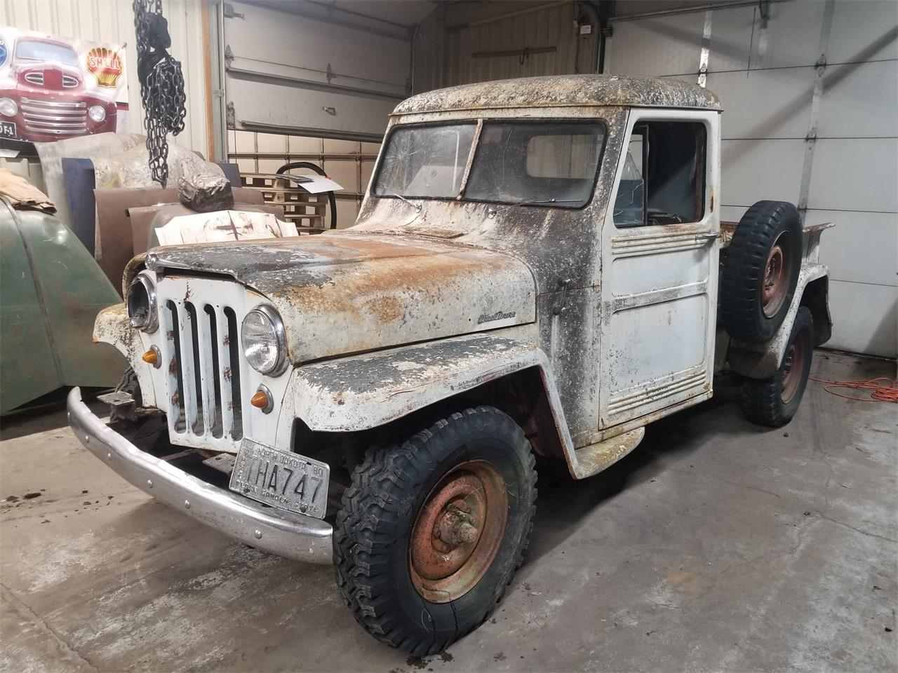 For Sale: 1952 Willys Jeep in Thief River Falls, Minnesota