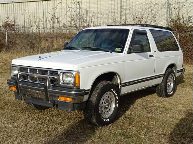 Picture of '93 S10 Auction Vehicle Offered by  - PAWR