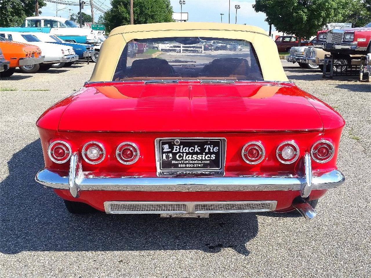 Large Picture of Classic 1964 Corvair - PENI