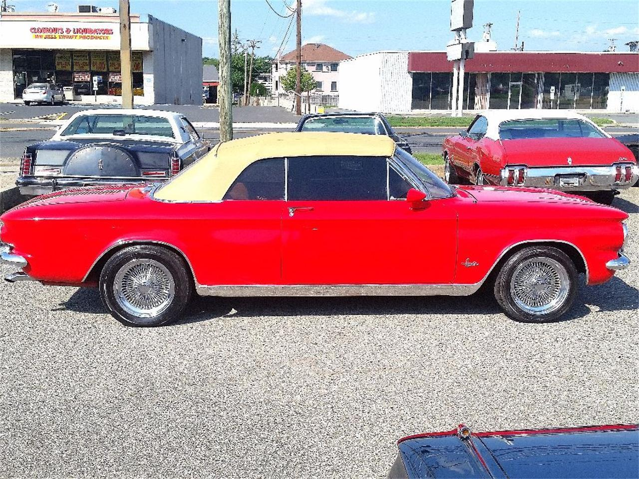 Large Picture of '64 Chevrolet Corvair located in Stratford New Jersey - $23,990.00 Offered by Black Tie Classics - PENI