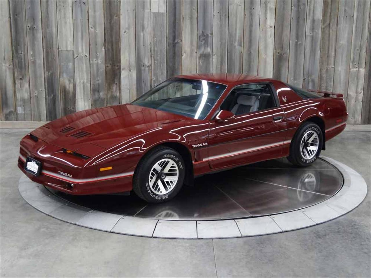 Large Picture of '85 Firebird Trans Am - PAJA