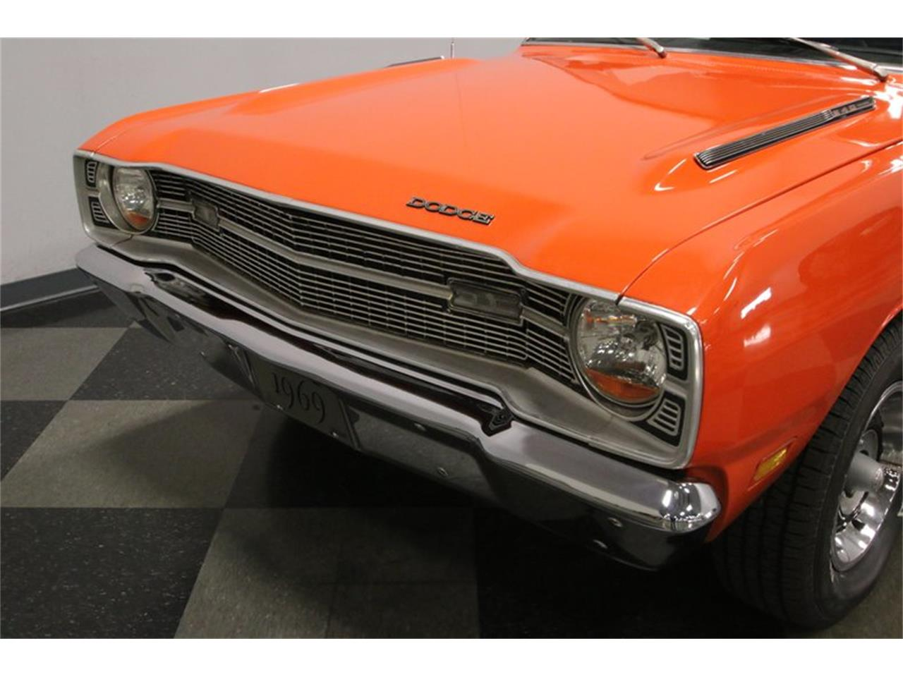 Large Picture of '69 Dart - PENY