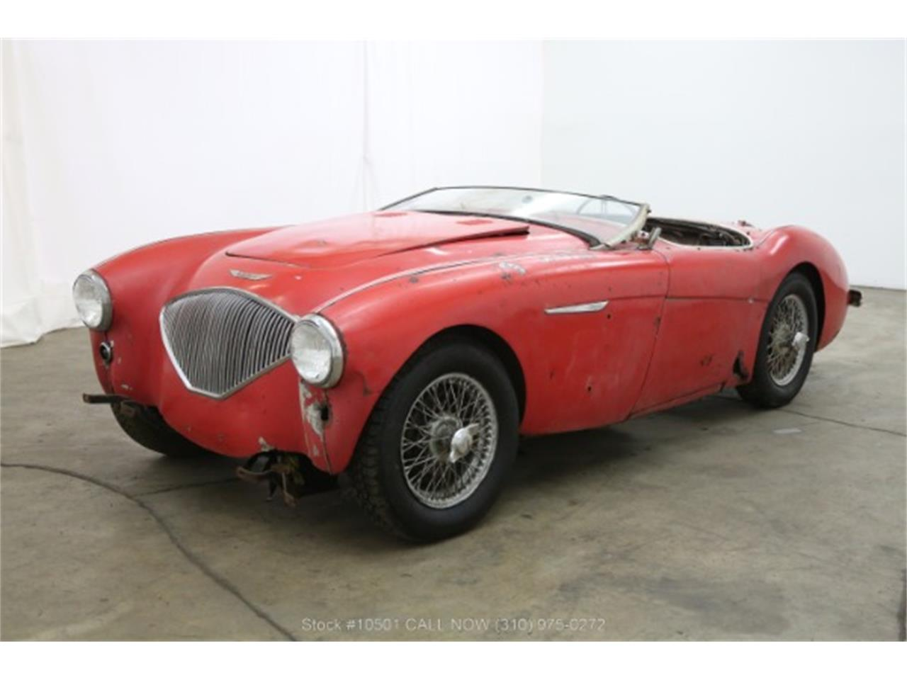 Large Picture of Classic 1953 100-4 located in California Offered by Beverly Hills Car Club - PEO8