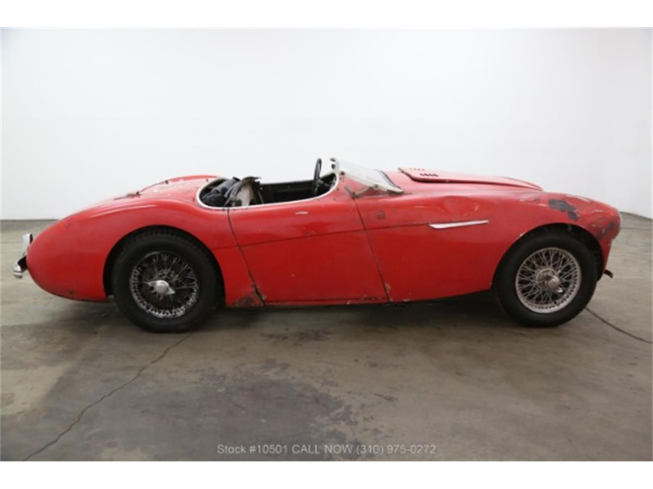 Large Picture of Classic 1953 Austin-Healey 100-4 located in Beverly Hills California - PEO8