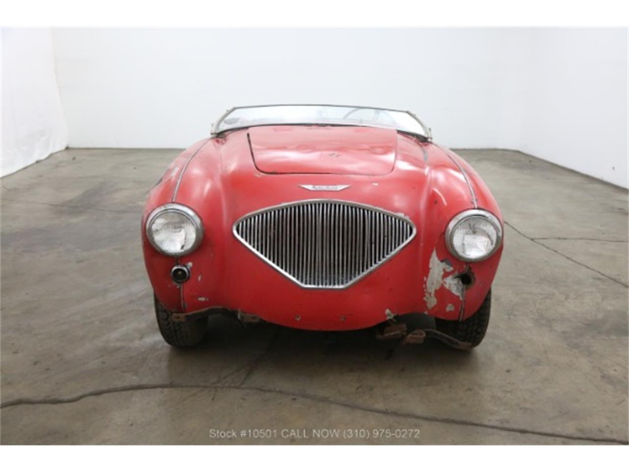 Large Picture of Classic 1953 Austin-Healey 100-4 located in California Offered by Beverly Hills Car Club - PEO8