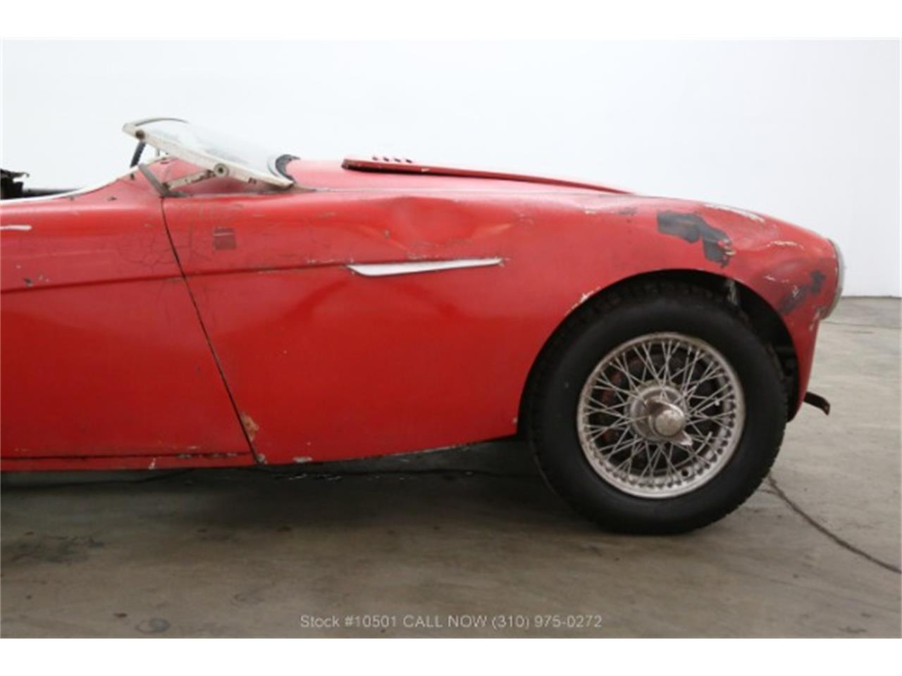 Large Picture of '53 Austin-Healey 100-4 - PEO8