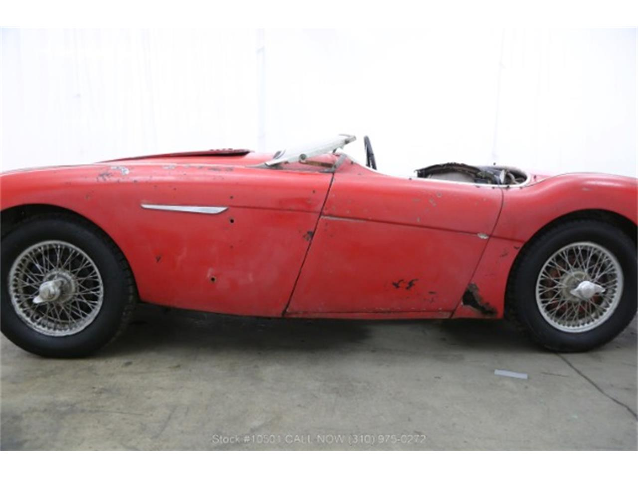 Large Picture of '53 Austin-Healey 100-4 - $22,750.00 Offered by Beverly Hills Car Club - PEO8
