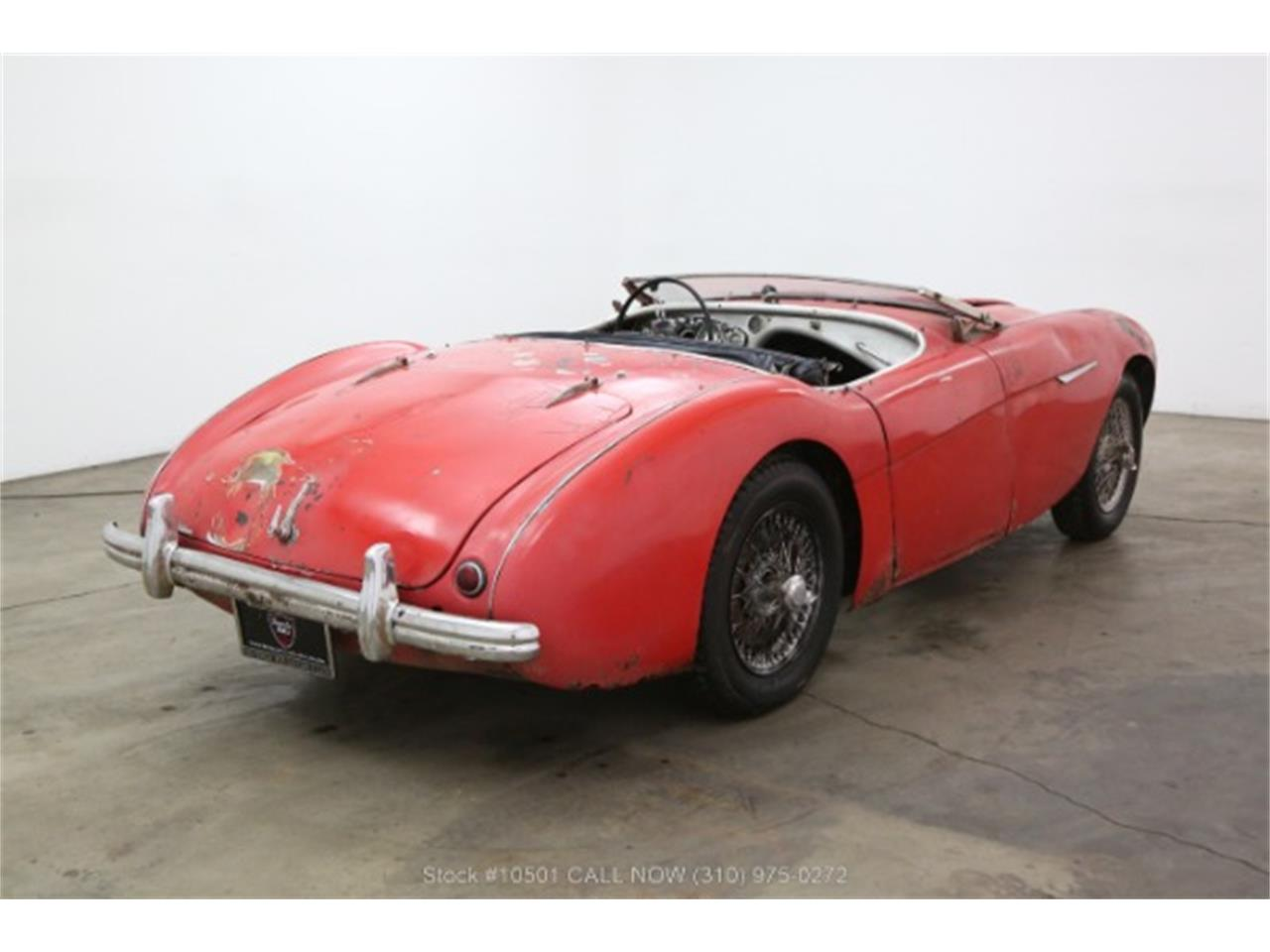 Large Picture of '53 Austin-Healey 100-4 located in California - $22,750.00 - PEO8