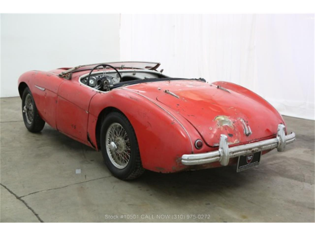 Large Picture of Classic '53 Austin-Healey 100-4 - $22,750.00 - PEO8