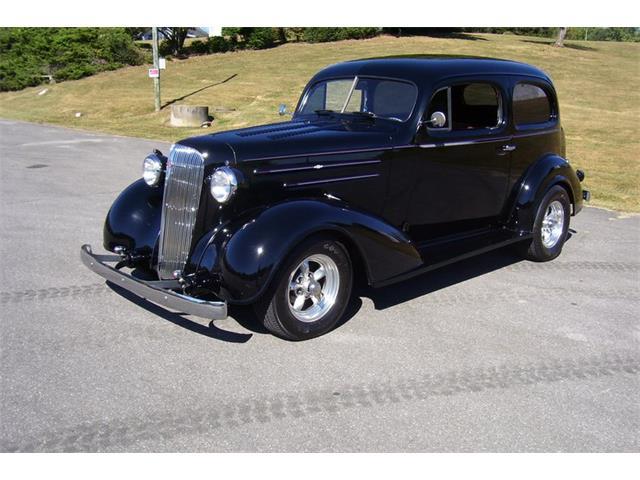 1936 Chevrolet 2-Dr Sedan
