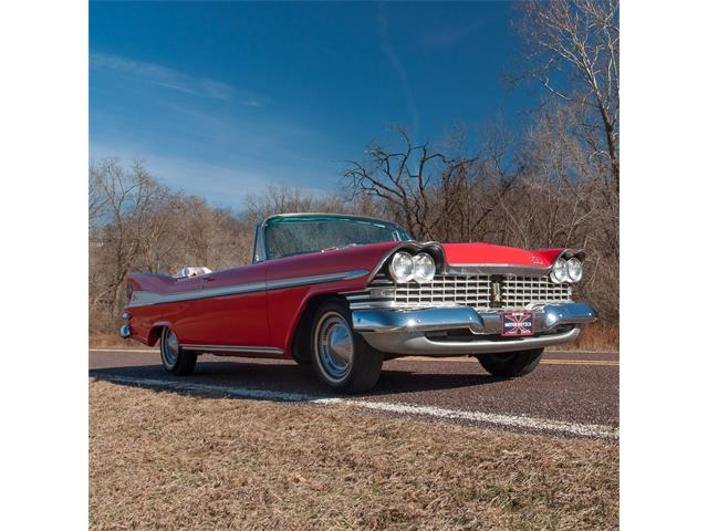 Picture of '59 Sport Fury located in St. Louis Missouri Offered by  - PEPJ