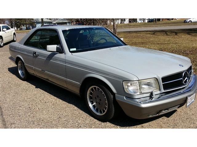 Picture of 1987 Mercedes-Benz 560SEC located in Minnesota - $12,900.00 Offered by  - PEPO