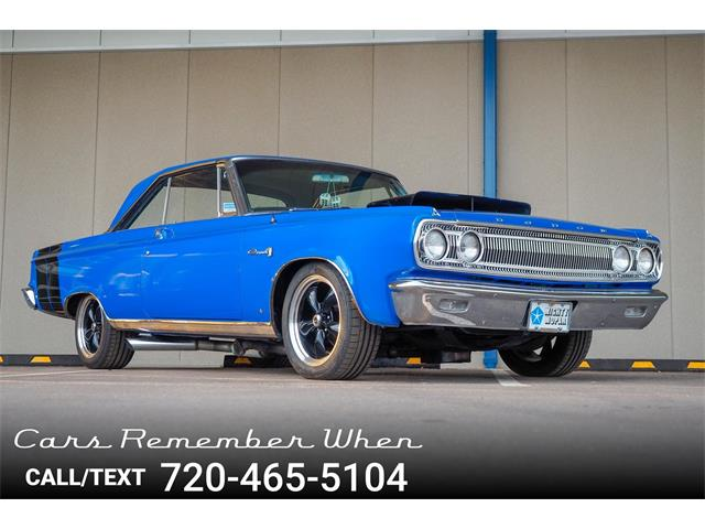 Picture of 1965 Dodge Coronet located in Englewood Colorado Offered by  - PEQ1