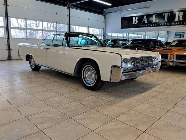 Picture of Classic 1962 Lincoln Continental located in Illinois Offered by  - PEQ6