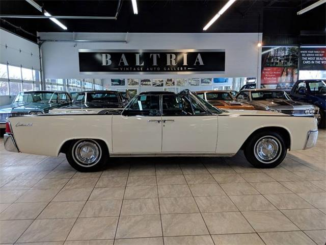 Picture of '62 Continental - PEQ6