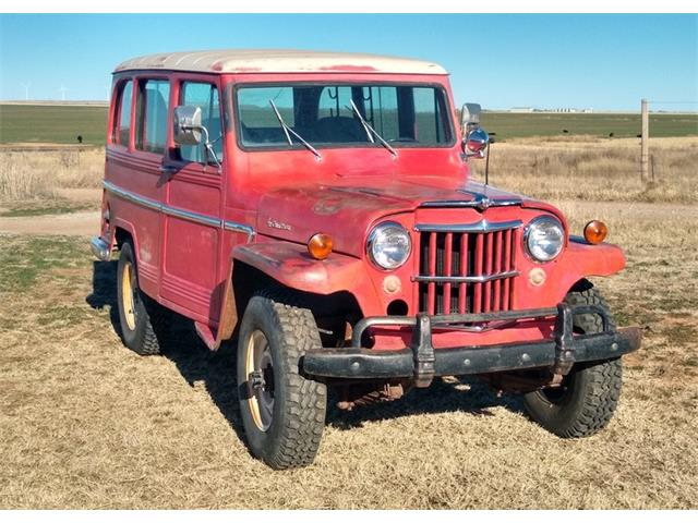 Picture of 1964 Willys Jeep Auction Vehicle - PEQG