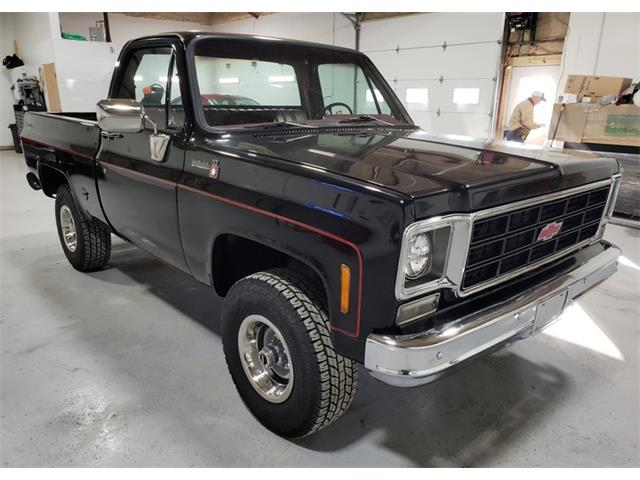 Picture of '77 Chevrolet K-10 - PEQP