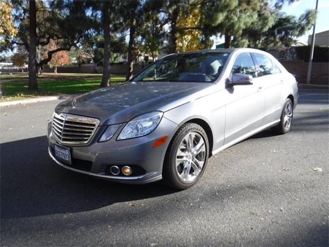 Picture of '10 E-Class - PERF