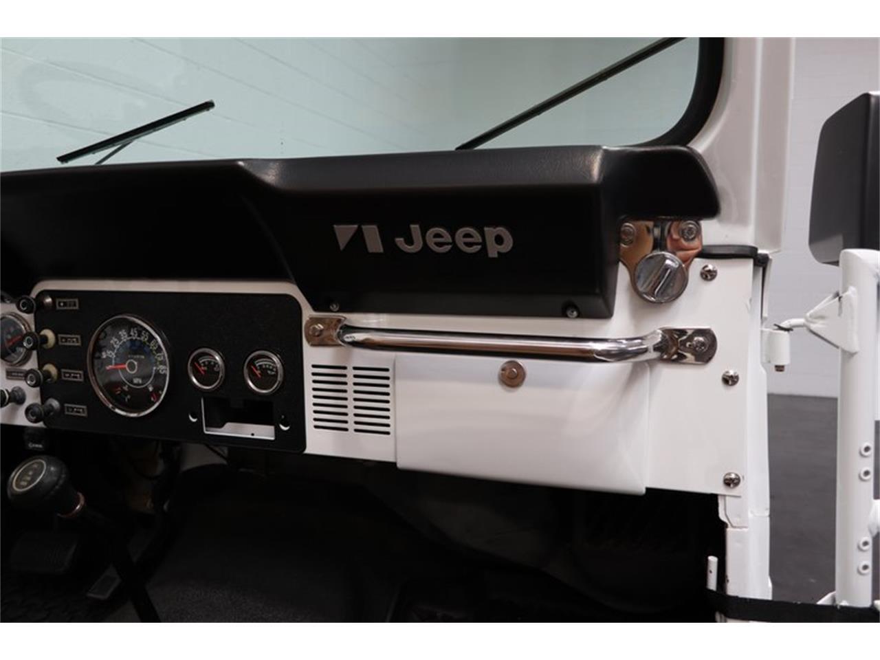 Large Picture of '81 CJ8 Scrambler - PERR