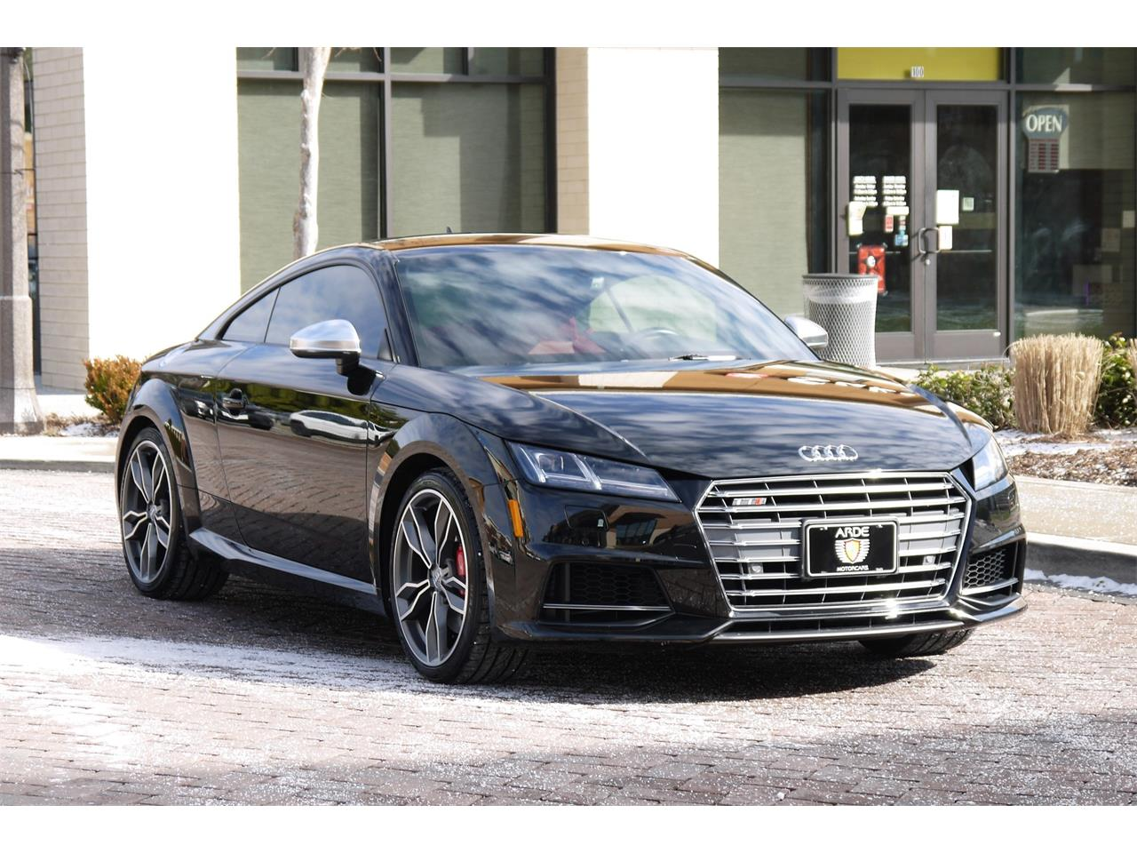 2016 audi tt for sale cc 1185545. Black Bedroom Furniture Sets. Home Design Ideas