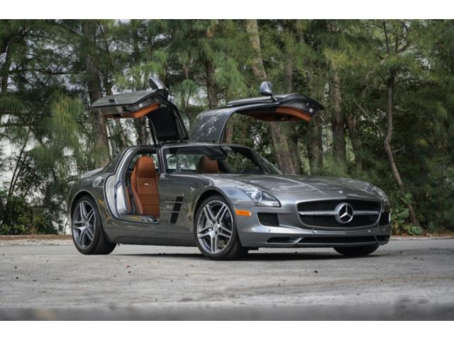 Picture of '11 Mercedes-Benz SLS AMG - $189,900.00 - PES0