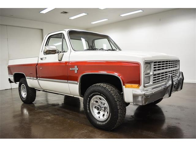 Picture of 1984 Chevrolet K-10 Offered by  - PES3
