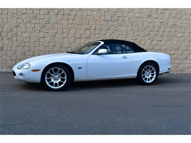 Picture of '02 Jaguar XK8 located in Wallingford Connecticut - $18,400.00 - PES8