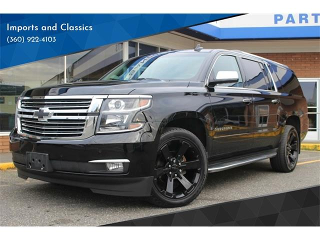Picture of 2017 Chevrolet Suburban located in Washington Offered by  - PESB