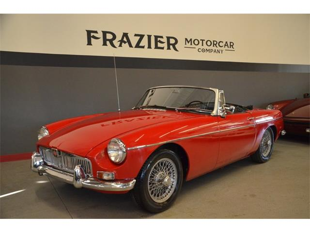 Picture of Classic 1965 MGB located in Lebanon Tennessee Offered by  - PESG