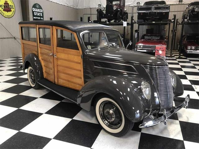 Picture of '37 Woody Wagon - PESS