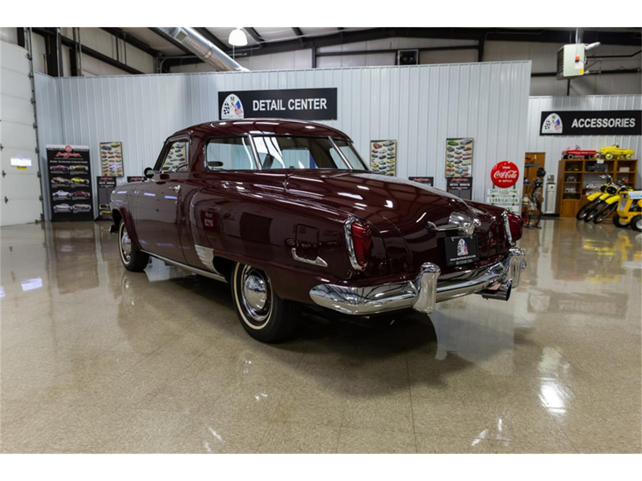 Large Picture of 1951 Studebaker Champion located in Massachusetts - PET1