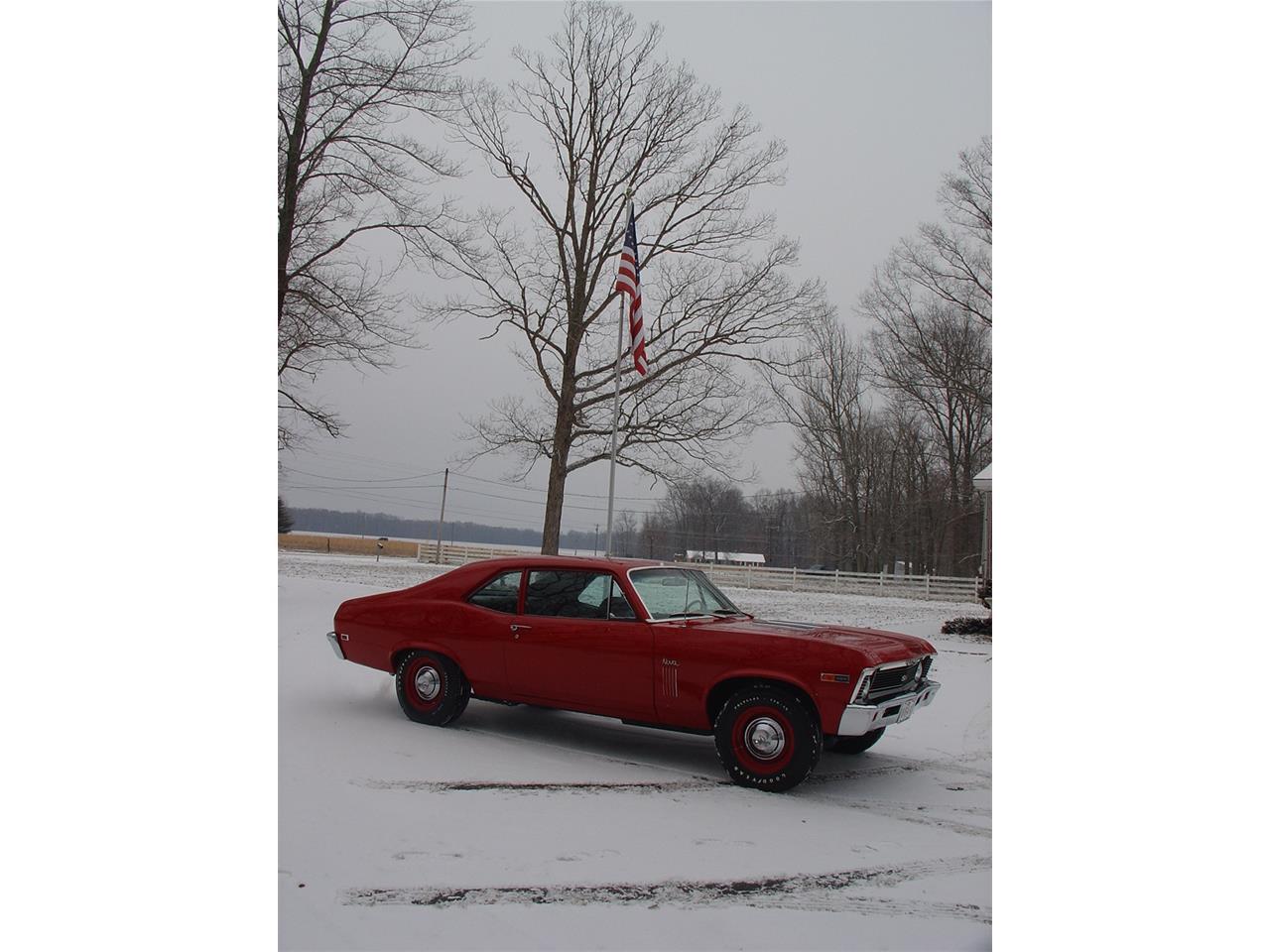 Large Picture of Classic '69 Nova SS - $39,900.00 - PET8