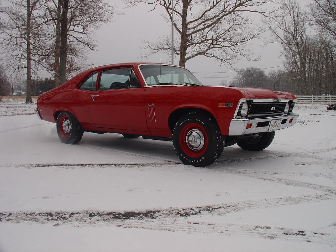 Large Picture of Classic 1969 Chevrolet Nova SS - $39,900.00 Offered by Patterson's Automotive LLC - PET8