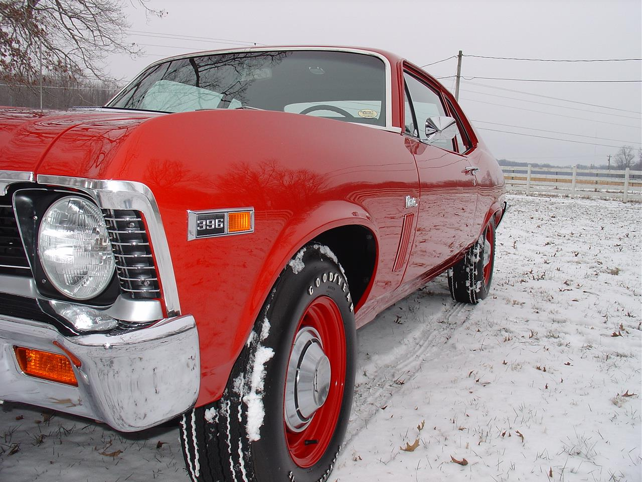 Large Picture of Classic 1969 Nova SS located in Indiana - $39,900.00 - PET8