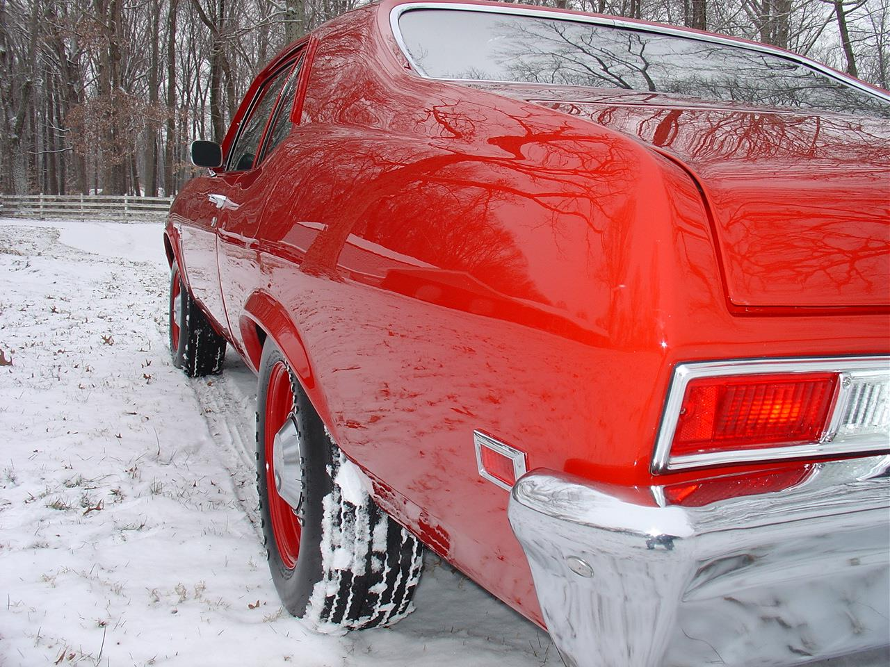 Large Picture of Classic 1969 Chevrolet Nova SS located in Indiana - $39,900.00 Offered by Patterson's Automotive LLC - PET8