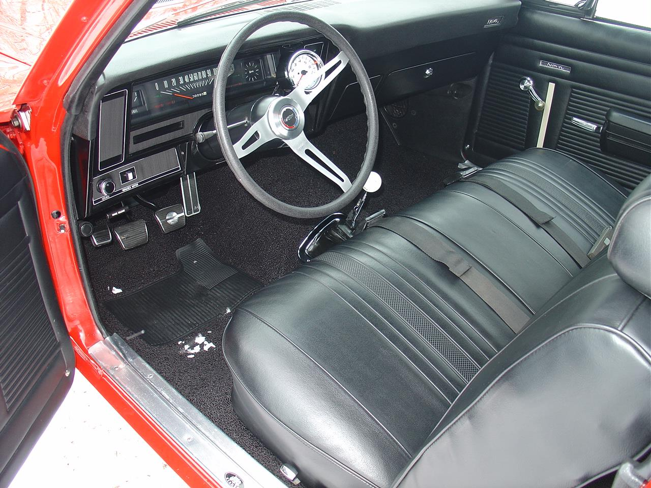 Large Picture of '69 Nova SS located in s Indiana - PET8