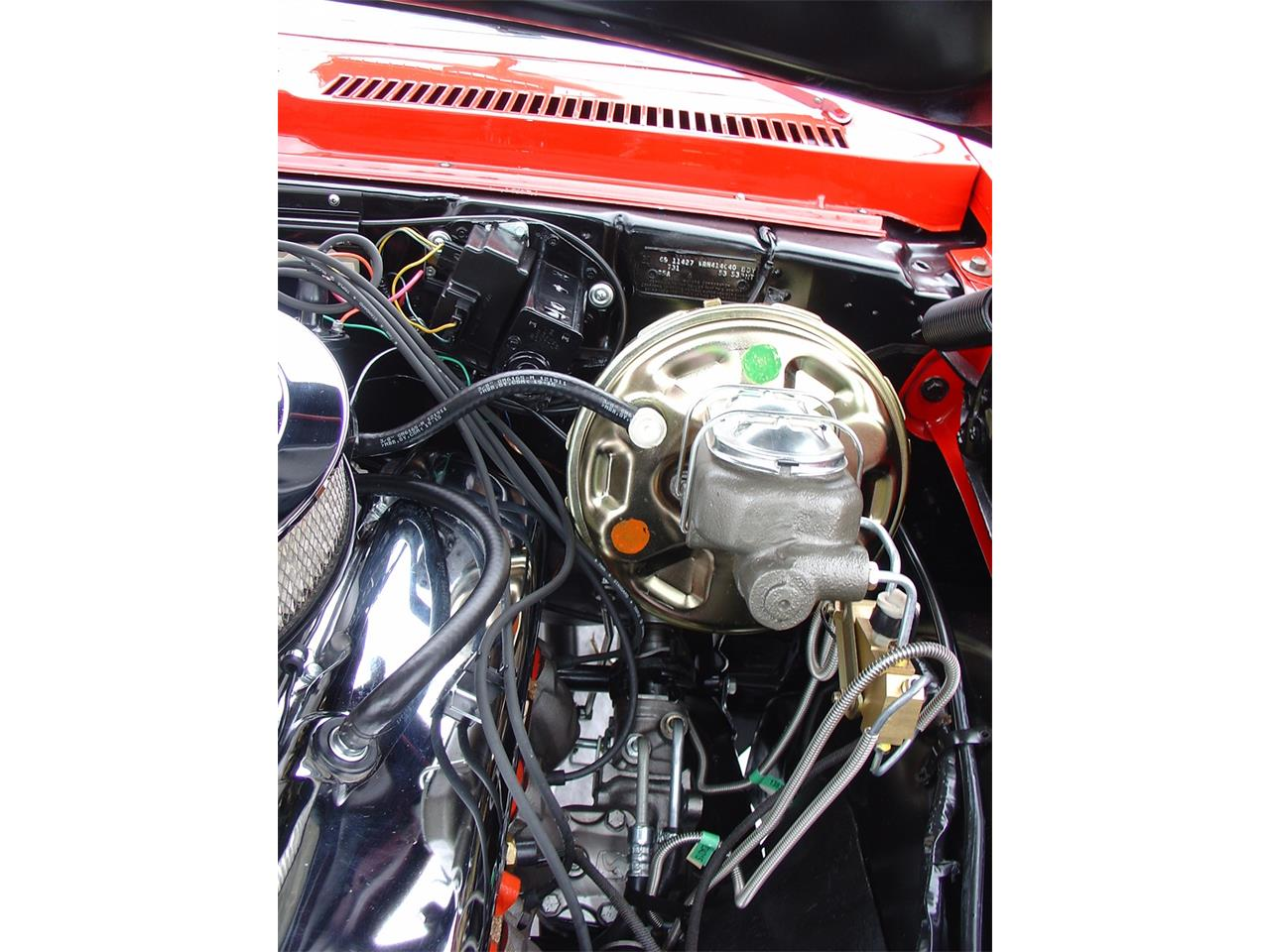 Large Picture of 1969 Chevrolet Nova SS located in s Indiana Offered by Patterson's Automotive LLC - PET8