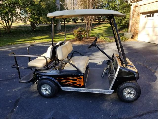 Picture of 2001 Golf Cart - PAXC