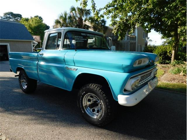 1960 Chevrolet Apache For Sale On Classiccars